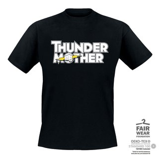 T-Shirt Thundermother Typo